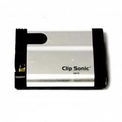 CLIPSONIC Mini Trousse outil avec pointeur laser CA10