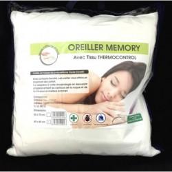 MEMORY Oreiller Memory Avec...