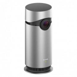 D-LINK D-Link Omna 180 Cam HD, Caméra de sécurité IP, Intérieur, Noir, Argent
