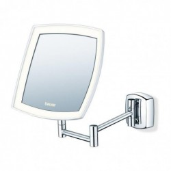 BEURER BS 89 Miroir mural pour maquillage miroir grossissant éclairage LED