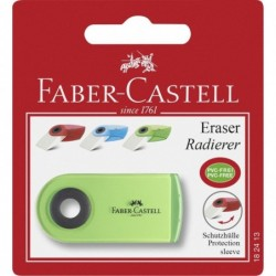FABER-CASTELL Blister Gomme...