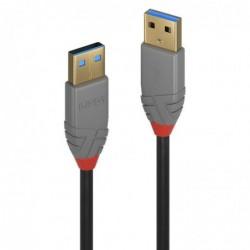 LINDY Câble USB 3.0 Type A,...