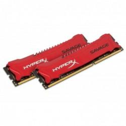 KINGSTON MÉMOIRE KINGSTON HyperX Savage DIMM DDR3 2400MHz 32Go (kit)