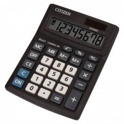 CITIZEN Calculatrice de table CMB 801-BK ,New Business Line semi noir