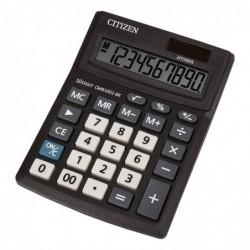 CITIZEN Calculatrice de table CMB 1001-BK,New Business Line semi noir