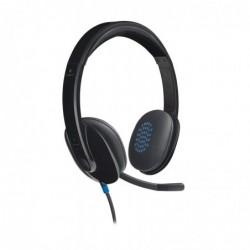 LOGITECH casque filaire USB Stereo - H540