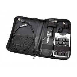 "LOGILINK Kit de voyage USB ordinateur portable""Traveller kit"