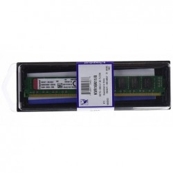 KINGSTON Barrette Mémoire 8GB 1600MHZ DDR3 NON-ECC CL11