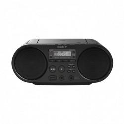 SONY ZS-PS50B Lecteur CD/MP3, USB, Radio Noir
