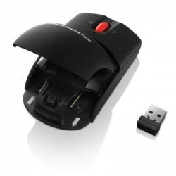 LENOVO Souris Laser Sans Fil USB 1600 dpi Noir