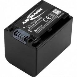 ANSMANN A-Son NP FV 70 Batterie pour Appareil Photo / Caméscope 7,4V 1600 mAh