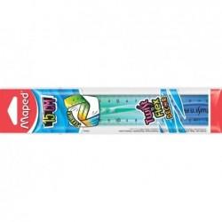 MAPED Twist'n Flex Règle 20 cm disponible en différents coloris