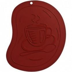"dessous de plat ""coffee"" silicone 109030"