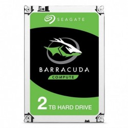SEAGATE Desktop Barracuda 7200 2TB HDD 7200rpm SATA serial ATA 6Gb/s NCQ 256MB cache 8,9cm 3,5inch BLK