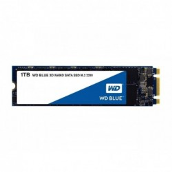 WESTERN DIGITAL DISQUE SSD WD 3D NAND SSD Blue 2.5'' M.2 80mm - 1To