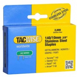 TACWISE Agrafes 140/8 mm,...