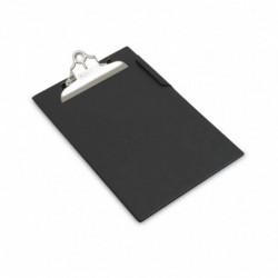 RAPESCO Porte-Bloc Résistant pour A4 Noir