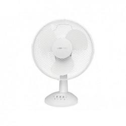 CLATRONIC Ventilateur 30cm Clatronic VL 3602 blanc