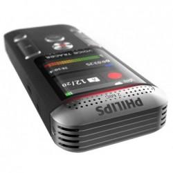 PHILIPS Dictaphone numérique DVT2710, mémoire de 8 GB