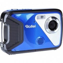 ROLLEI Appareil Photo Numérique Waterproof Sportsline 60 Plus Bleu