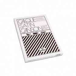 CANSON Papier calque Satiné A4 très transparent 110/115g 100F
