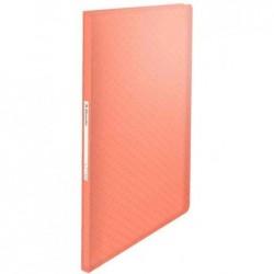 ESSELTE Porte-documents Colour'Ice, A4, pp, 60 pochettes Orange