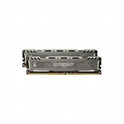 BALLISTIX Sport LT 16GB DDR4 KIT 8GBx2 3200 DIMM 288pin grey SR