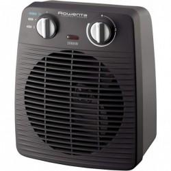 ROWENTA Radiateur Soufflant Compact Power 1000 / 2000 W Noir