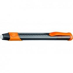 MAPED Crayon Gomme Rond 6,75mm Soft-Grip Coloris variés à l'unité