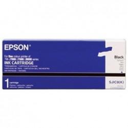 EPSON cartouche d'encre originale pour caisse EPSON TM-J7000, Noir