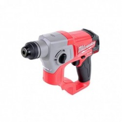 MILWAUKEE FUEL M12CH-0 Perforateur Burineur Sans Fil Mandrin SDS + 12V (sans Batterie)