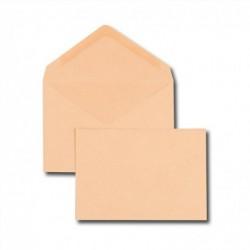 GPV Bte 500 Enveloppes C6 114 x 162 mm 72g gommée Coloris Bulle