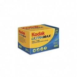 KODAK Pellicule Ultra max Couleur 400 135/24 Poses