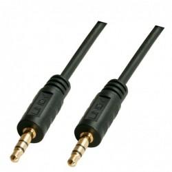 LINDY Câble audio Premium 2...