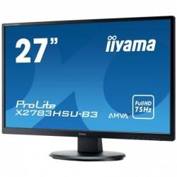 IIYAMA Ecran IIYAMA ProLite X2783HSU-B3 VGA/HDMI/DP/USB + HP -27''