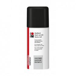MARABU Aérosol de 150 ml Vernis Mat Résistant aux UV