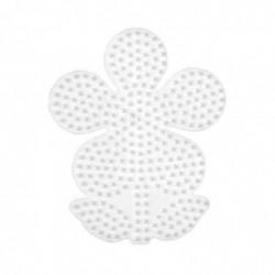HAMA Plaque pour Perles à Repasser Midi 5 mm Motif Fleu