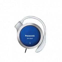 PANASONIC Casque Contour d'Oreille Filaire Jack 3,5mm Bleu