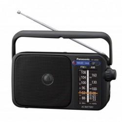 PANASONIC RF-2400DEG-K Radio portable avec poignée Noir