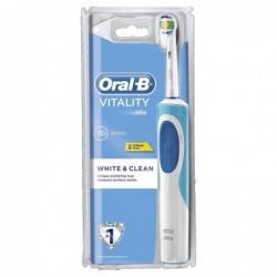 ORAL-B Brosse à dents électrique Oral-B Vitality White & Clean D12.513 CLS