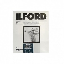 ILFORD Pqt de 25 Papier Photo MG IV RC 44M 13x18 Cm 190g Blanc Perle