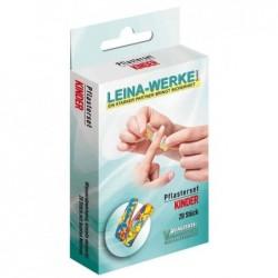 """LEINA-WERKE Kit de pansements """"Enfants"""", 20 pièces, motif multicolor"""