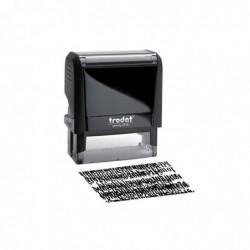 TRODAT Tampon X-Print...