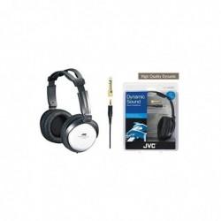 JVC HARX500E Casque Hi-Fi Puissant Direct Sound Filaire 3,5mm