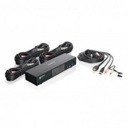 IOGEAR 4-Port HDMI Multimedia KVMP