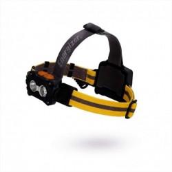 ENERGIZER Lampe frontale 5 leds noire adaptable sur casques autonomie 25h