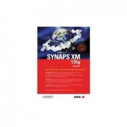 PAPYRUS Boîte de 50 feuilles papier synthétique polyester blanc SYNAPS XM A4 135g