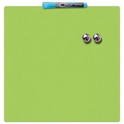 NOBO Quartet Tableau magnétique carré vert 360x360 mm