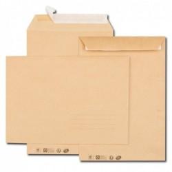 GPV Paquet de 25 pochettes kraft brun C5 162x229 85 g