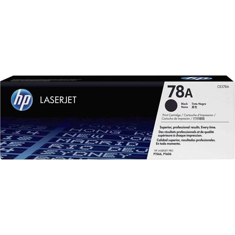 HP Toner Laser Original 78A CE278A 2100 pages Noir
